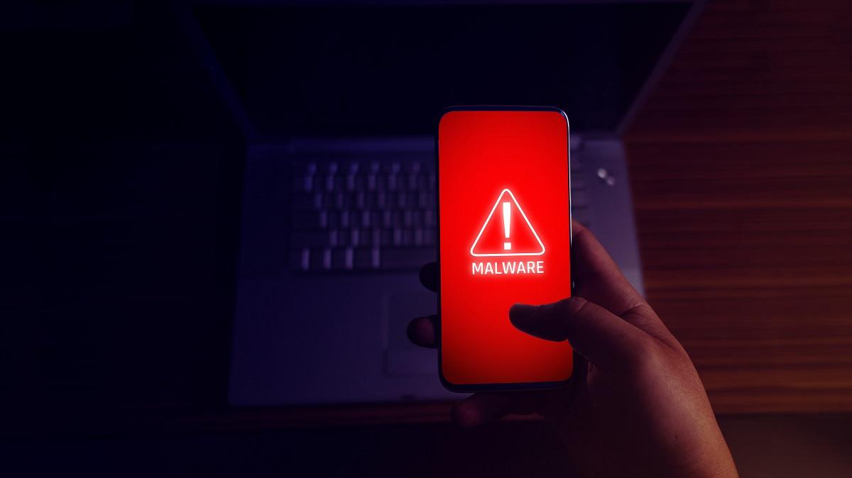 Malware on smartphone